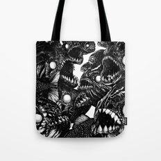 The Riot : Piranhas Tote Bag