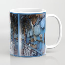 Blue Americana Collection Coffee Mug