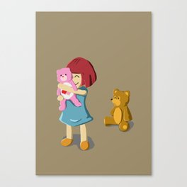 The Selected Canvas Print