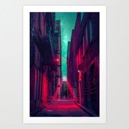 ▲ TRIANGLE ▲ Art Print
