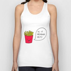 Is it Fryday yet? Unisex Tank Top