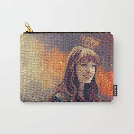 charlie Bardbury - Supernatural Carry-All Pouch