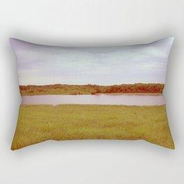 Pondside. Rectangular Pillow