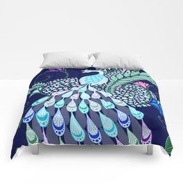 Moonlark Garden Comforters