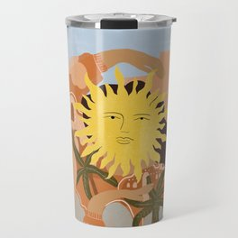 Soul full of sunshine Travel Mug