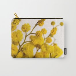 Flower Photography by Anastasiia Ostapovych Carry-All Pouch