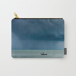 Storm Approaching Carry-All Pouch