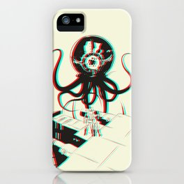 3D Adventure iPhone Case