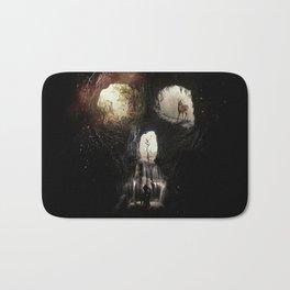 Cave Skull Bath Mat