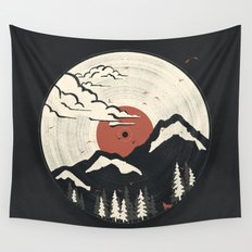 MTN LP... Wall Tapestry