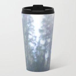 Mist Over Battle Creek Falls Travel Mug