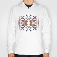 ethnic Hoodies featuring Ethnic by Rui Faria