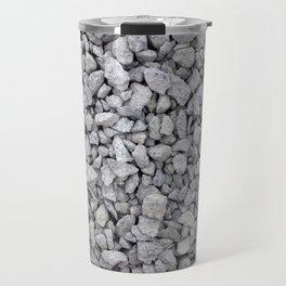 Cambrian green stone chippings Travel Mug