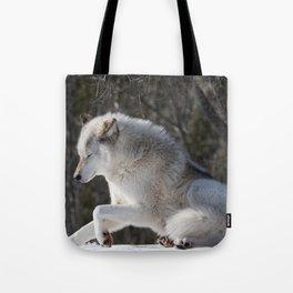 Wolf 3 Tote Bag