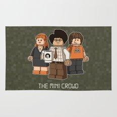 The Mini Crowd Rug