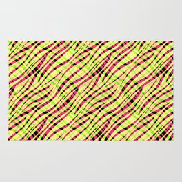 Abstract, multicolor 1 Rug