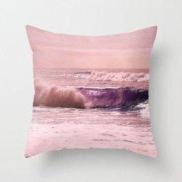 Impassioned Sea Throw Pillow
