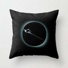 ::::: Penguin Man ::::: Throw Pillow