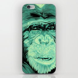 Chimpanzee iPhone Skin
