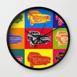 Ford Escort Mexico MK1 Wall Clock
