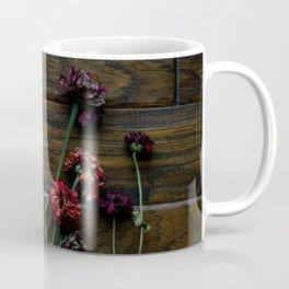 Fall Zinnias Coffee Mug