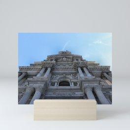 City Hall Wonder (Philadelphia) Mini Art Print