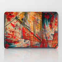 runner iPad Cases featuring Kite Runner by CMYKulaga