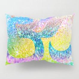 ohm sparkle Pillow Sham