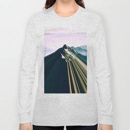 Mountain Light #2 Long Sleeve T-shirt
