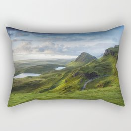 Up in the Clouds V Rectangular Pillow
