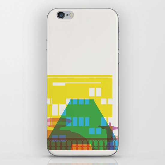 Shapes of Rio. Accurate to scale iPhone & iPod Skin