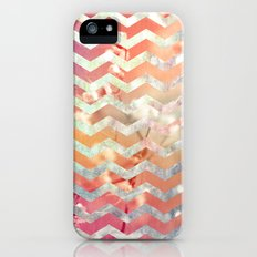 New World Chevron iPhone (5, 5s) Slim Case