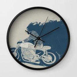 Go_x Wall Clock