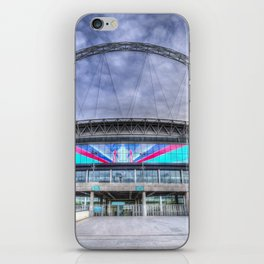 Wembley Stadium London iPhone Skin