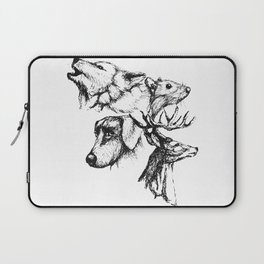 Moony Wormtail Padfoot Prongs Laptop Sleeve