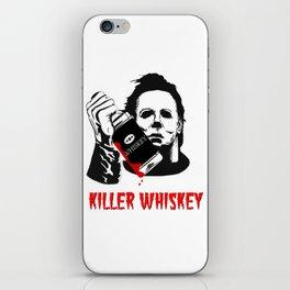 Halloween: Killer Whiskey iPhone Skin