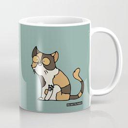 Cat - Exotic shorthair Coffee Mug
