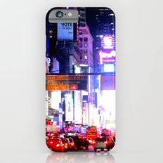 colors on pavement Slim Case iPhone 6s