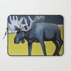 Minimalist Moose Laptop Sleeve