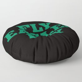 Fly Eagles Philly Floor Pillow
