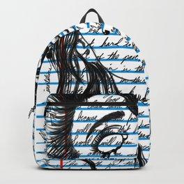 Loose Leaf Doodle: Confessions Backpack