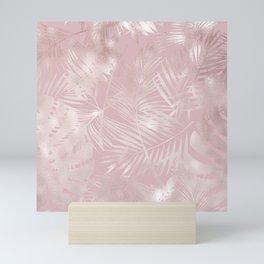 Rose Gold Shine Mini Art Print
