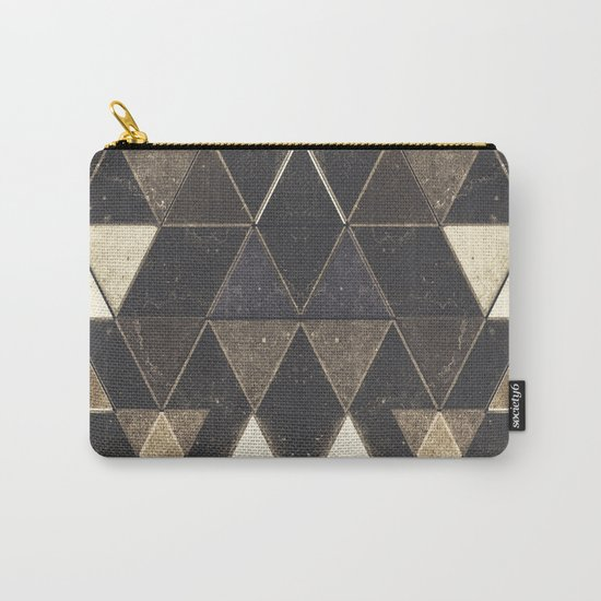 Triangles XXVII Carry-All Pouch