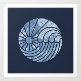 Sea of Serenity Art Print