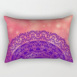 Indian pattern Rectangular Pillow