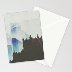 Fractions A58 Stationery Cards