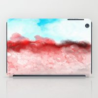 minerals iPad Cases featuring Pink Minerals by Jessielee