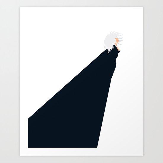 Basic Paper - Storm Art Print