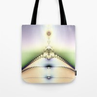 crown Tote Bags featuring  Crown by Design Windmill