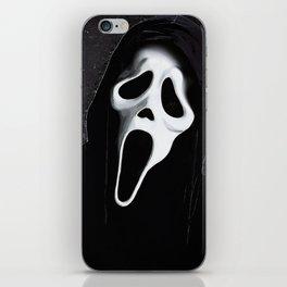 Ghostface iPhone Skin